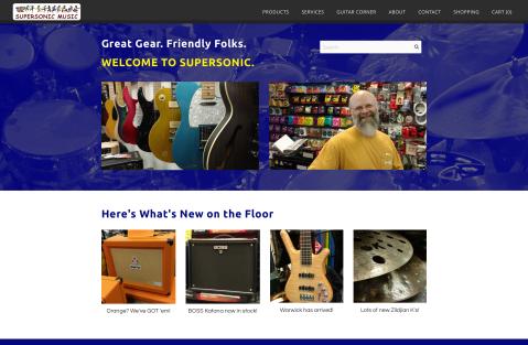 www-supersonicmusic-com